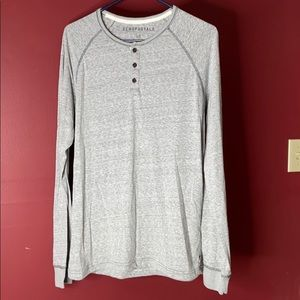 Aeropostale Grey Long Sleeve